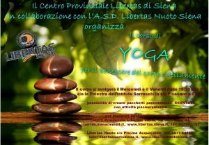 VOLANTINO yoga definitivo pietre